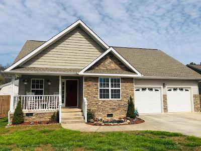 Marion County Single Family Home Contingent: 408 Wilson Ct