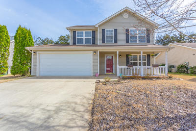 Chattanooga Single Family Home For Sale: 7144 Tyner Crossing Dr