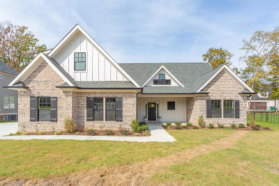 Ooltewah Single Family Home For Sale: 7203 Gregory Dr