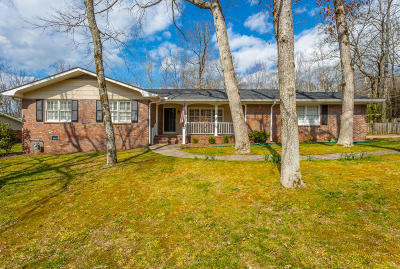 Signal Mountain Single Family Home Contingent: 213 Inverness Dr