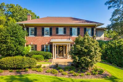 Single Family Home For Sale: 1117 E Dallas Rd