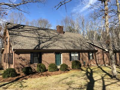 Signal Mountain Single Family Home For Sale: 2609 Hollow Ln