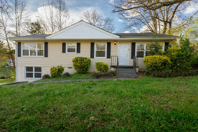 Chattanooga Single Family Home For Sale: 3759 Occonechee Tr