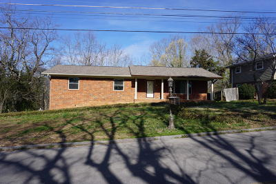 Chattanooga Single Family Home For Sale: 4425 Crestview Dr