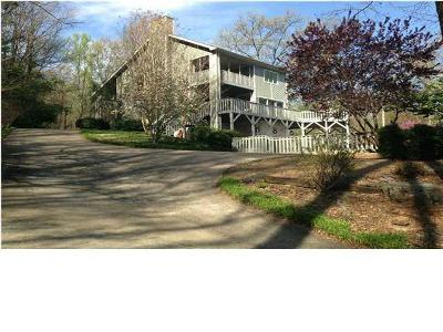 Signal Mountain Single Family Home Contingent: 1311 Sunset Dr