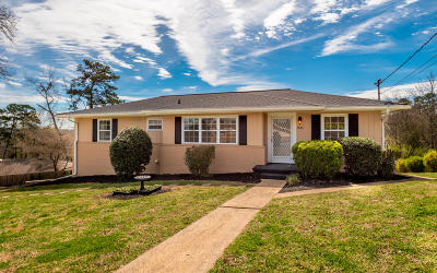 Chattanooga Single Family Home Contingent: 1406 Millbro Cir
