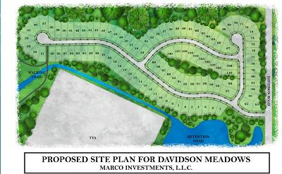 Chattanooga Residential Lots & Land Contingent: 7680 Davidson Rd