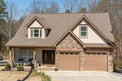 Ooltewah Single Family Home For Sale: 8423 Pine Ridge Rd