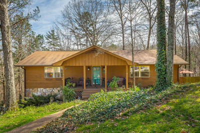 Chattanooga Single Family Home For Sale: 1134 Shady Fork Rd Rd