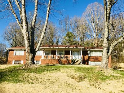 Chattanooga Single Family Home For Sale: 8165 Holly Crest Dr