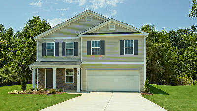 Rossville Single Family Home For Sale: Calvary Ct #64