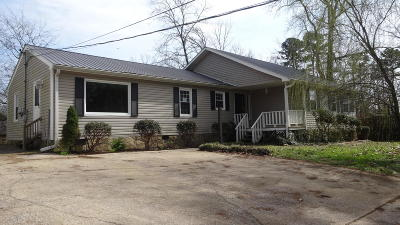 Rossville Single Family Home For Sale: 508 Mohawk Tr