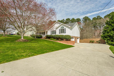 Ringgold Single Family Home For Sale: 215 Teal Dr