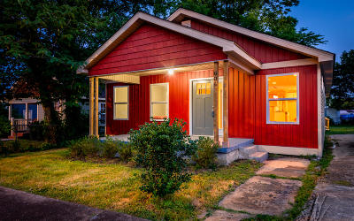 Chattanooga Single Family Home For Sale: 606 Van Dyke St