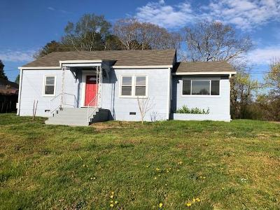 Rossville Single Family Home For Sale: 1015 Mountain View Dr