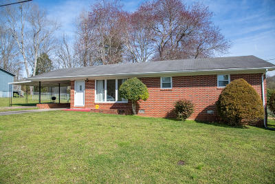 Ringgold Single Family Home Contingent: 346 Rogers Dr