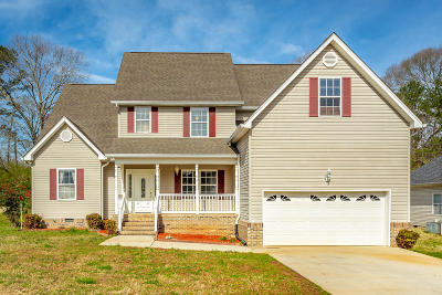 Ooltewah Single Family Home For Sale: 7754 Prince Dr