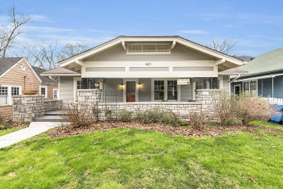 Chattanooga Single Family Home For Sale: 4611 Tennessee Ave