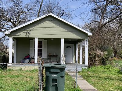 Chattanooga Single Family Home For Sale: 2103 Allin St