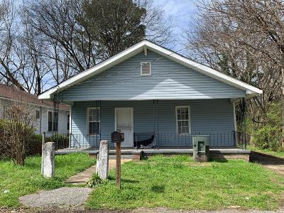 Chattanooga Single Family Home For Sale: 1409 Bradt St