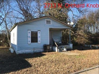 Chattanooga Single Family Home For Sale: 2713 N Orchard Knob Ave