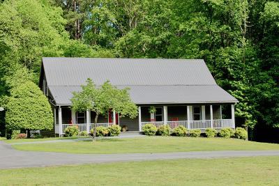 Single Family Home For Sale: 146 Hogg Ln