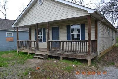 Chattanooga Single Family Home For Sale: 1707 S Willow St