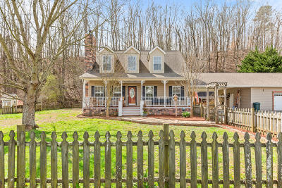 Cleveland Single Family Home For Sale: 3359 Harrison Pike Pike