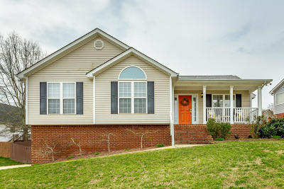 Ooltewah Single Family Home Contingent: 6166 Veronica Dr