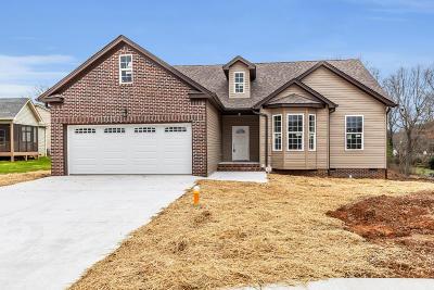 Chattanooga Single Family Home For Sale: 4514 Brick Mason Ct
