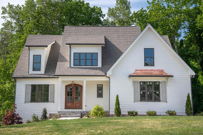 Signal Mountain Single Family Home For Sale: 231 Marrcrest Ln
