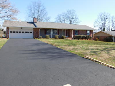 Hixson Single Family Home Contingent: 5810 Crestview Dr #32