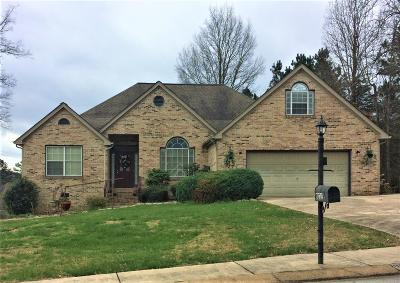 Chattanooga Single Family Home For Sale: 8031 Hamilton Mill Dr