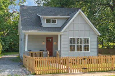 Chattanooga Single Family Home For Sale: 1821 E 13th St
