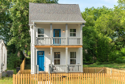Chattanooga Single Family Home For Sale: 1807 E 13th St