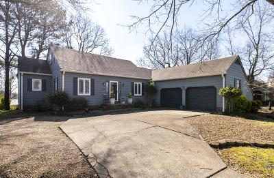 Chattanooga Single Family Home For Sale: 216 Shadow Pkwy