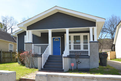 Chattanooga Single Family Home For Sale: 707 Spears Ave