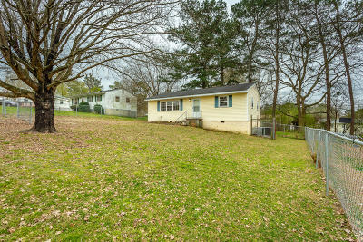 Chattanooga Single Family Home For Sale: 6318 Stockton Dr