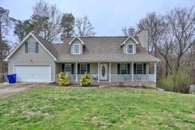 Hixson Single Family Home For Sale: 401 Golden Oaks Dr