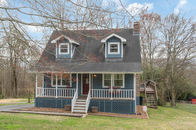 Ooltewah Single Family Home For Sale: 8926 Snow Hill Rd