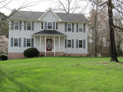 Single Family Home For Sale: 5406 Bryar Rose Dr
