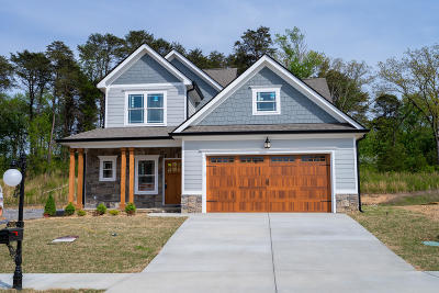 Chattanooga Single Family Home For Sale: 5026 Waterstone Dr #Lot #9