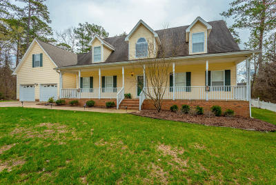 Chattanooga Single Family Home For Sale: 2212 Launcelot Rd