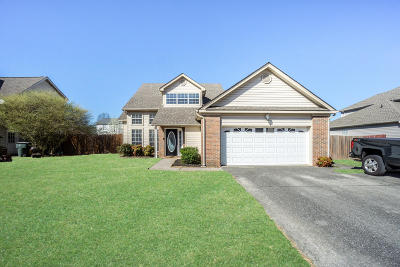 Hixson Single Family Home For Sale: 1570 Chase Meadows Cir