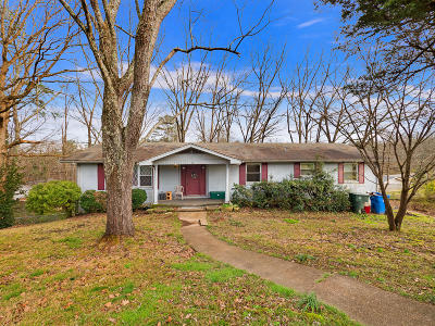 Hixson Single Family Home For Sale: 4710 Overlook Ln