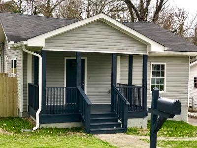 Chattanooga Single Family Home For Sale: 106 Elmwood Dr