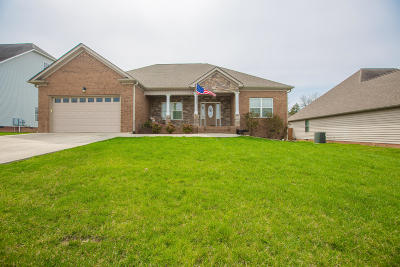 Ooltewah Single Family Home Contingent: 7515 Nightfall Cir