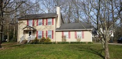 Signal Mountain Single Family Home Contingent: 2413 Mourning Dove Ln