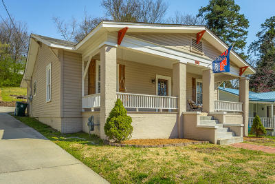 Chattanooga TN Single Family Home For Sale: $290,000
