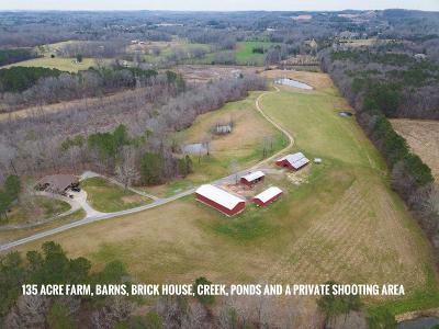 Farm For Sale: 723 SE Kile Lake Rd